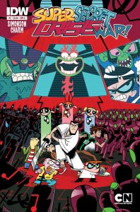 Super Secret Crisis War #2