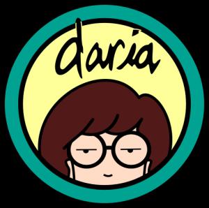 """""""Daria"""" logo"""
