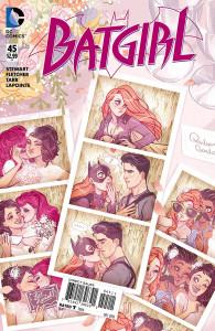 Batgirl (vol. 4) #45 cover