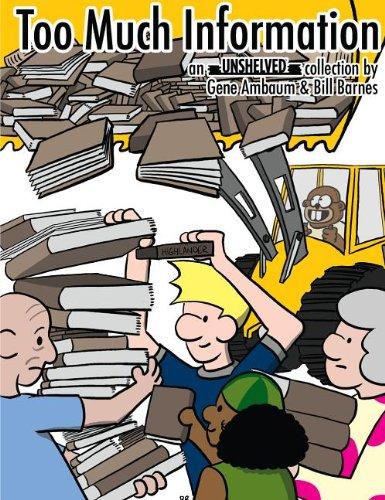 """Minorities in cartoons: """"Unshelved"""""""