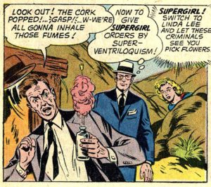 """""""Action Comics"""" #276, May 1961. Art by Wayne Boring."""