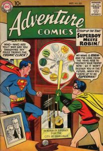 Adventure Comics #253
