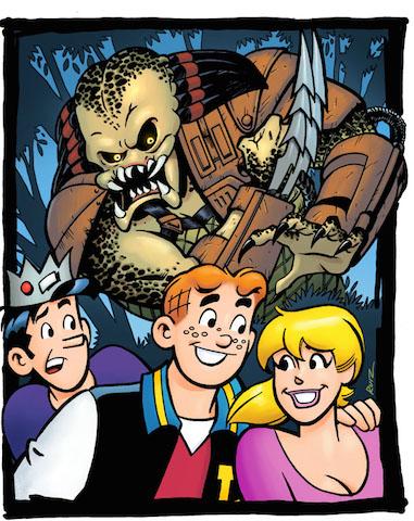 Archie Meets Predator