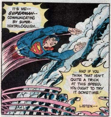 Panel from DC Comics Presents #87