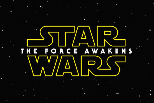 Star Wars VII: The Force Awakens
