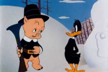 Tom Turk and Daffy