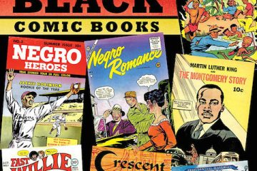 Untold History of Black Comic Books