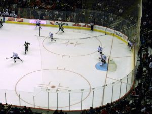 Blackhawks vs Blue Jackets