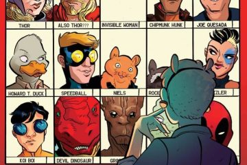 Squirrel Girl #6 (August 2015)