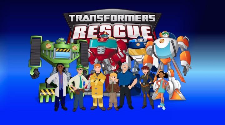Minorities In Cartoons: U201cTransformers: Rescue Botsu201d