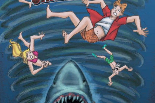 """Archie vs. Sharknado"""