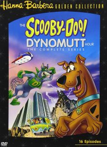 Scooby-Doo / Dynomutt Hour DVD set
