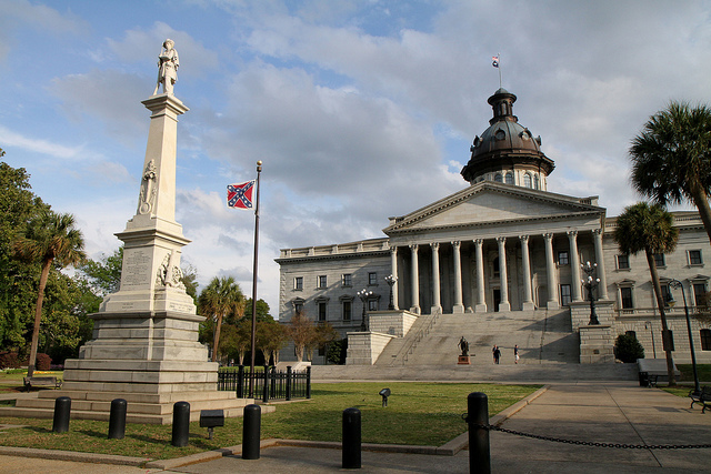 South Carolina capitol building