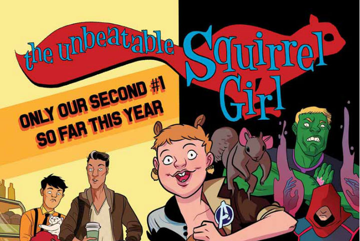 Squirrel Girl #1