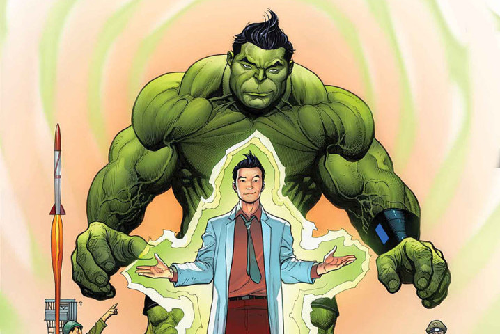 Totally Awesome Hulk #1