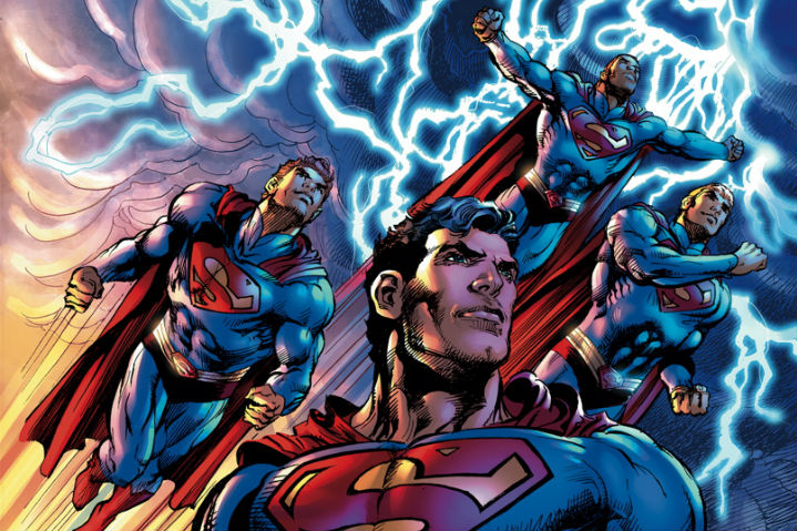 Superman and the Coming of the Supermen #1