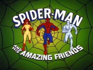 Spider-Man and His Amazing Friends