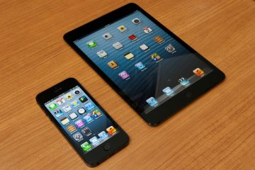 iPhone and iPad