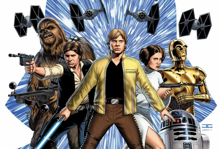 Star Wars #1 (January 2015)