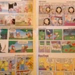 Sunday newspaper comics