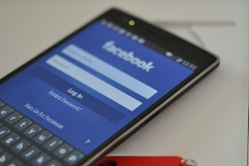 Facebook app on phone