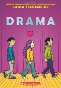 """Drama"" graphic novel"