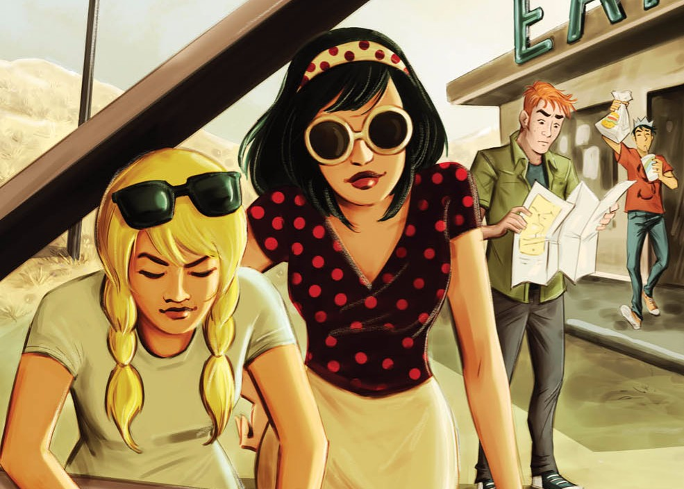 Betty and Veronica #1
