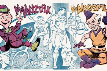 Mr. Mxyzptlk from Who's Who
