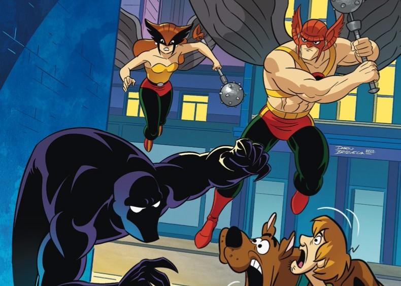 Scooby-Doo Team-Up #17