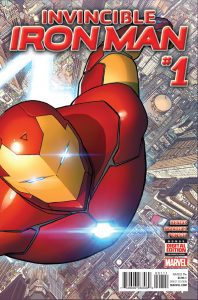 Invincible Iron Man (vol. 2) #1