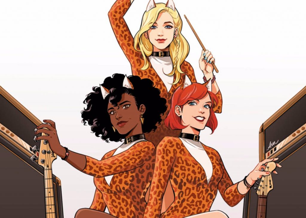 Josie and the Pussycats #1