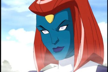 "Mystique from ""X-Men: Evolution"""