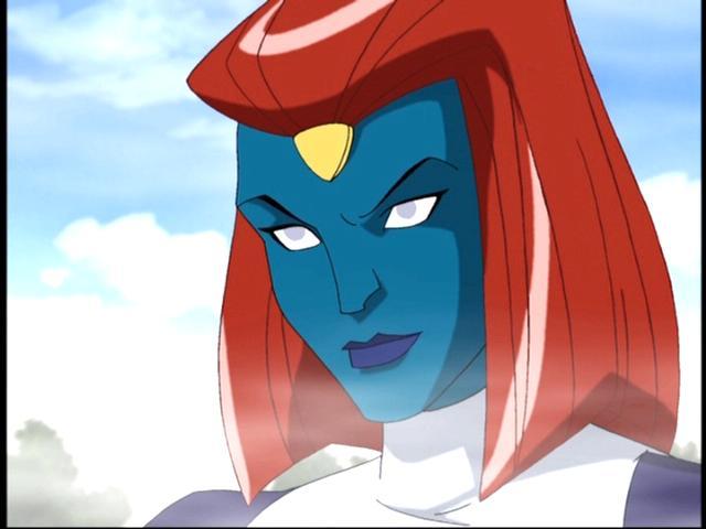 "Mystique from ""X-Men: Evolution"""