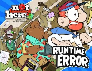 Not Invented Here: Runtime Error cover