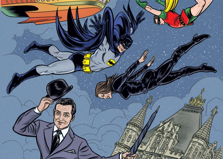 Batman '66 Meets Steed and Mrs. Peel #4 (of 6)