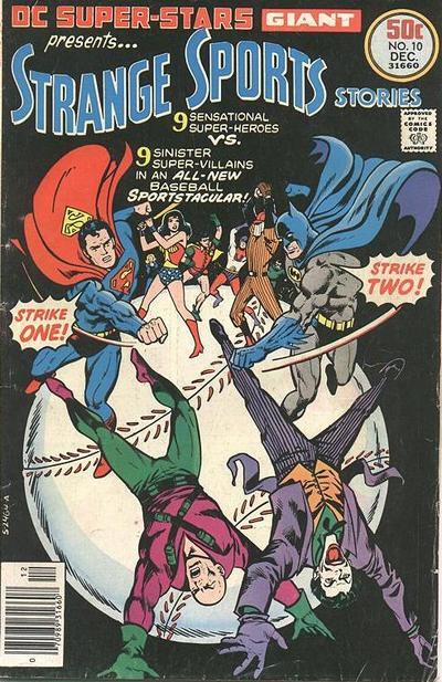 DC Super Stars #10