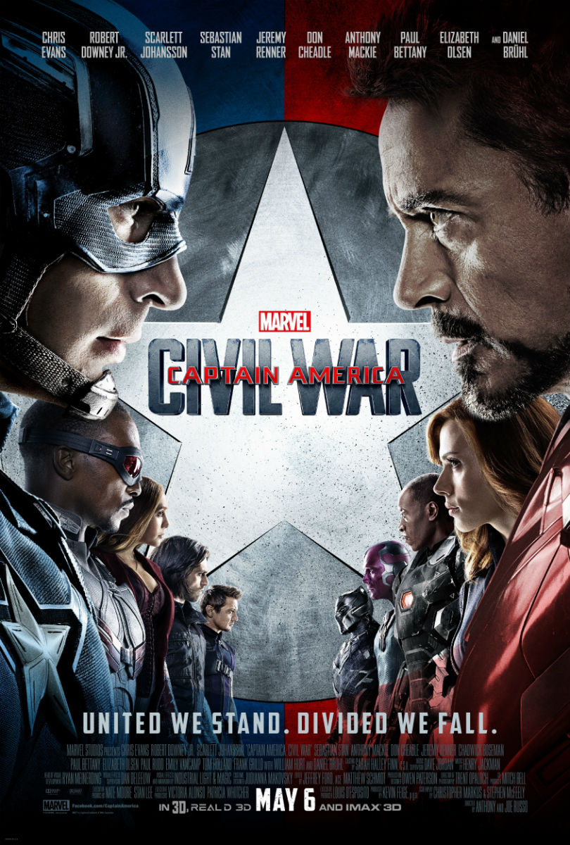 """Civil War"" poster"