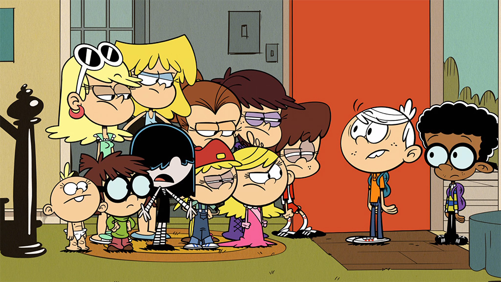 The Loud House main cast