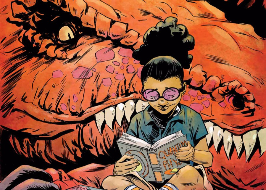 """Moon Girl and Devil Dinosaur"" #13"