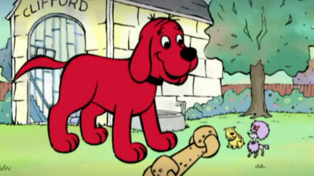 Clifford, Cleo, and T-Bone