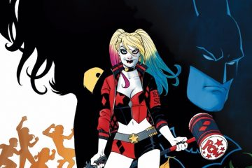 Harley Quinn #1 rebirth cover
