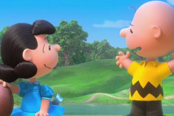 """The Peanuts Movie"" and football"