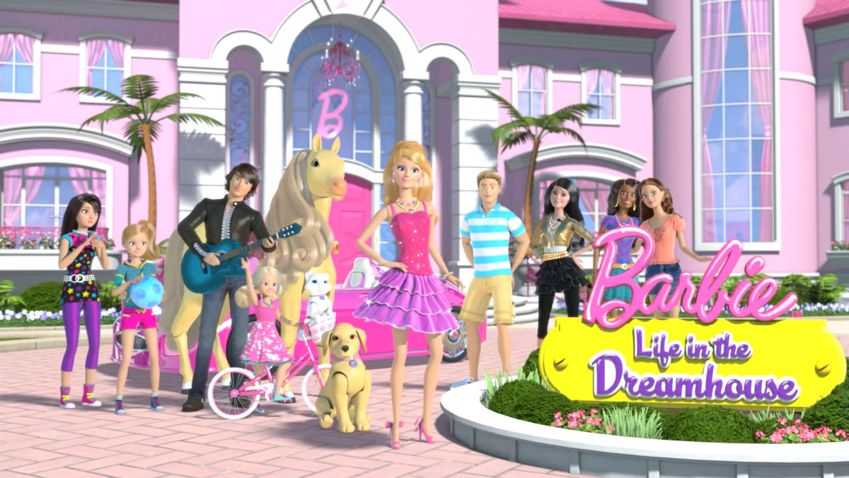 Barbie: Life in the Dreamhouse cast