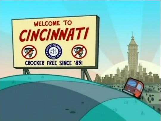 Fairly OddParents' Cincinnati