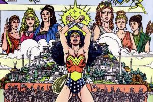 """""""Wonder Woman"""" #1 (1987)"""