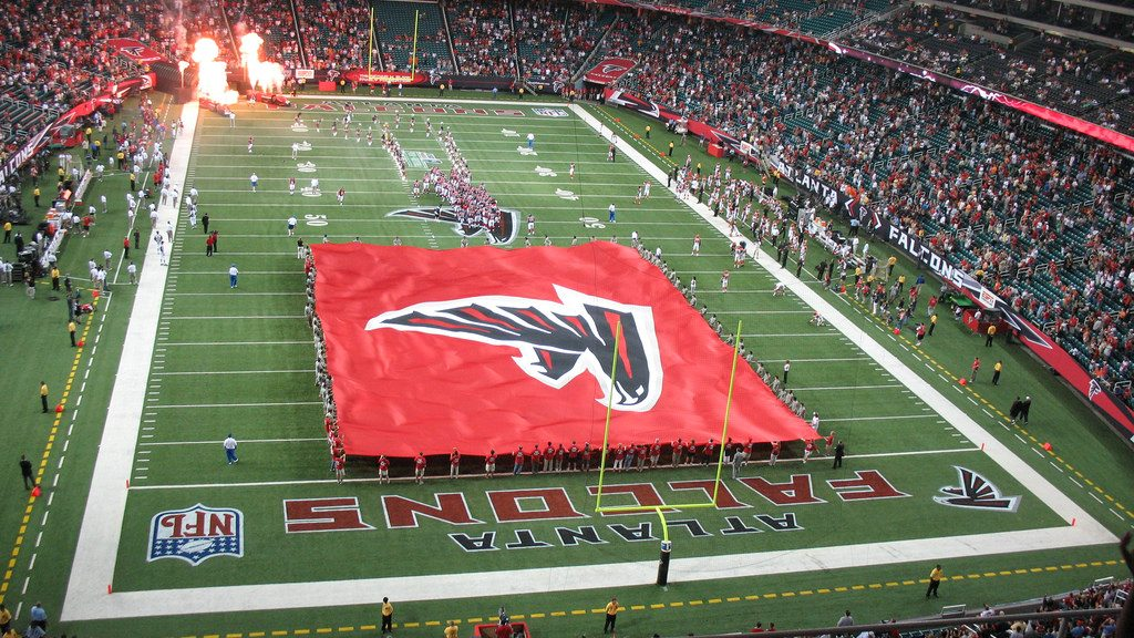 Atlanta Falcons' stadium