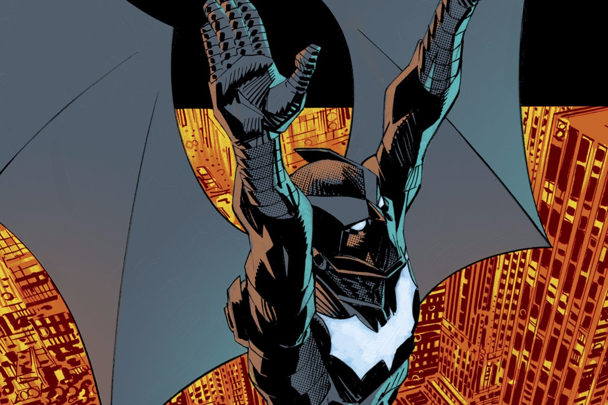 Batwing (Luke Fox)