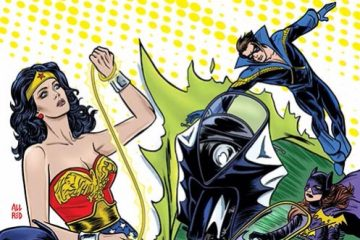 Batman '66 Meets Wonder Woman '77 #5 (of 6) cover