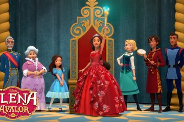 Elena of Avalor cast