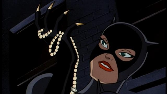 Catwoman from Batman:TAS